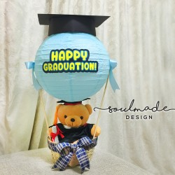 Hot Air Balloon themed Graduation Gift Series
