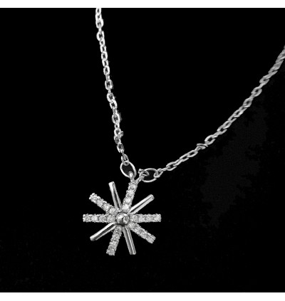 Star of Hope Necklace