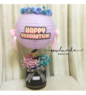 Graduation Gift Series with Flower Crown
