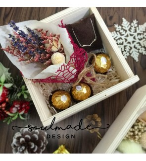 Artisan Bouquet Gift Box A