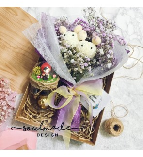 Mouse Bouquet Gift Box Series